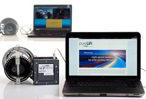Technology platforms: pureLiFi's LiFi-1st product